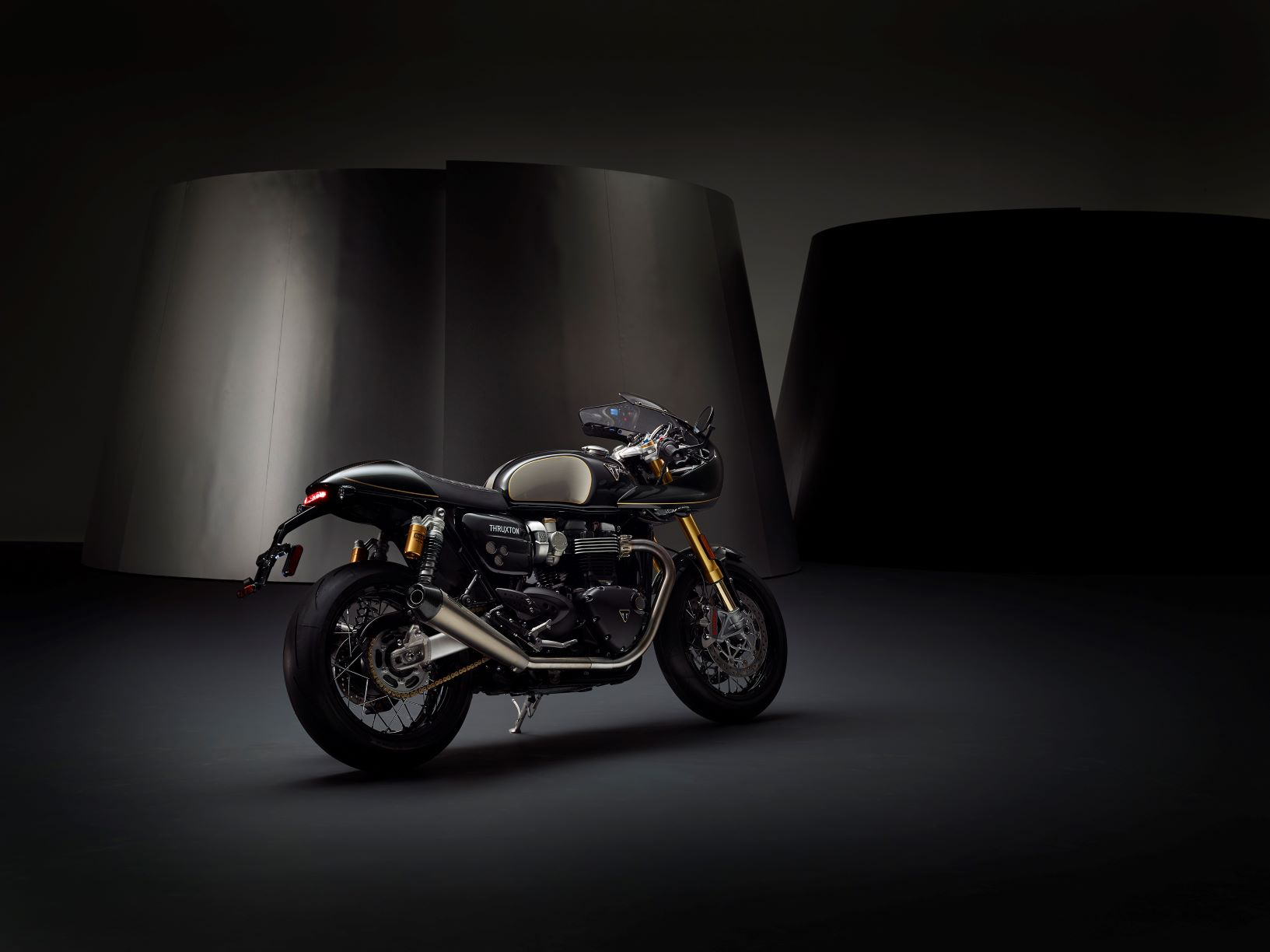 All New Triumph Factory Custom Line Pushes The British Brand Further