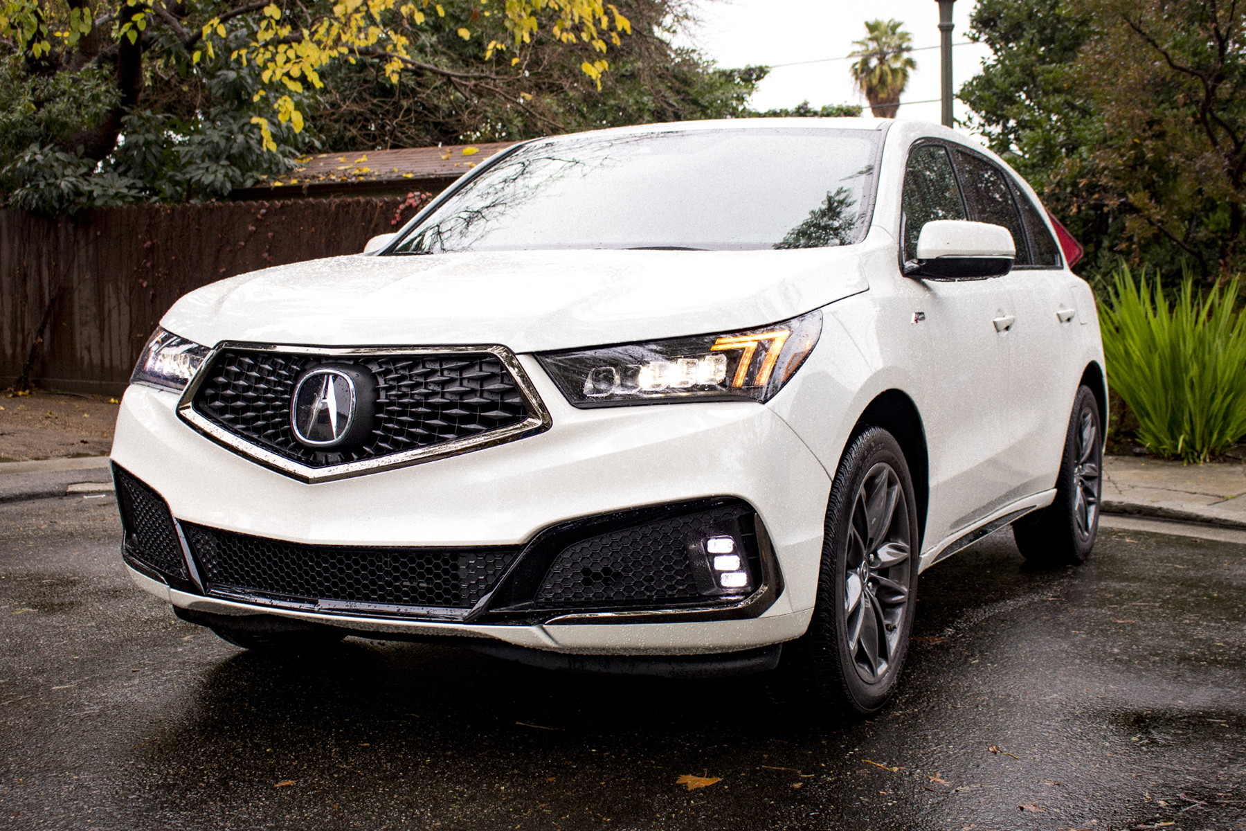 2019 Acura MDX A-Spec Review: A Nice Family Crossover ...