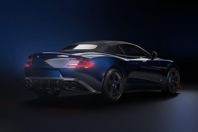 Tom Brady Edition Aston Martin Vanquish S Volante Listed For Sale Ahead Of Super Bowl Liii