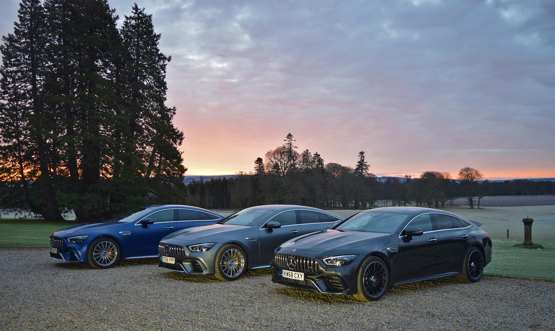 2019 Mercedes-AMG GT 63 4-Door, GT 63 S