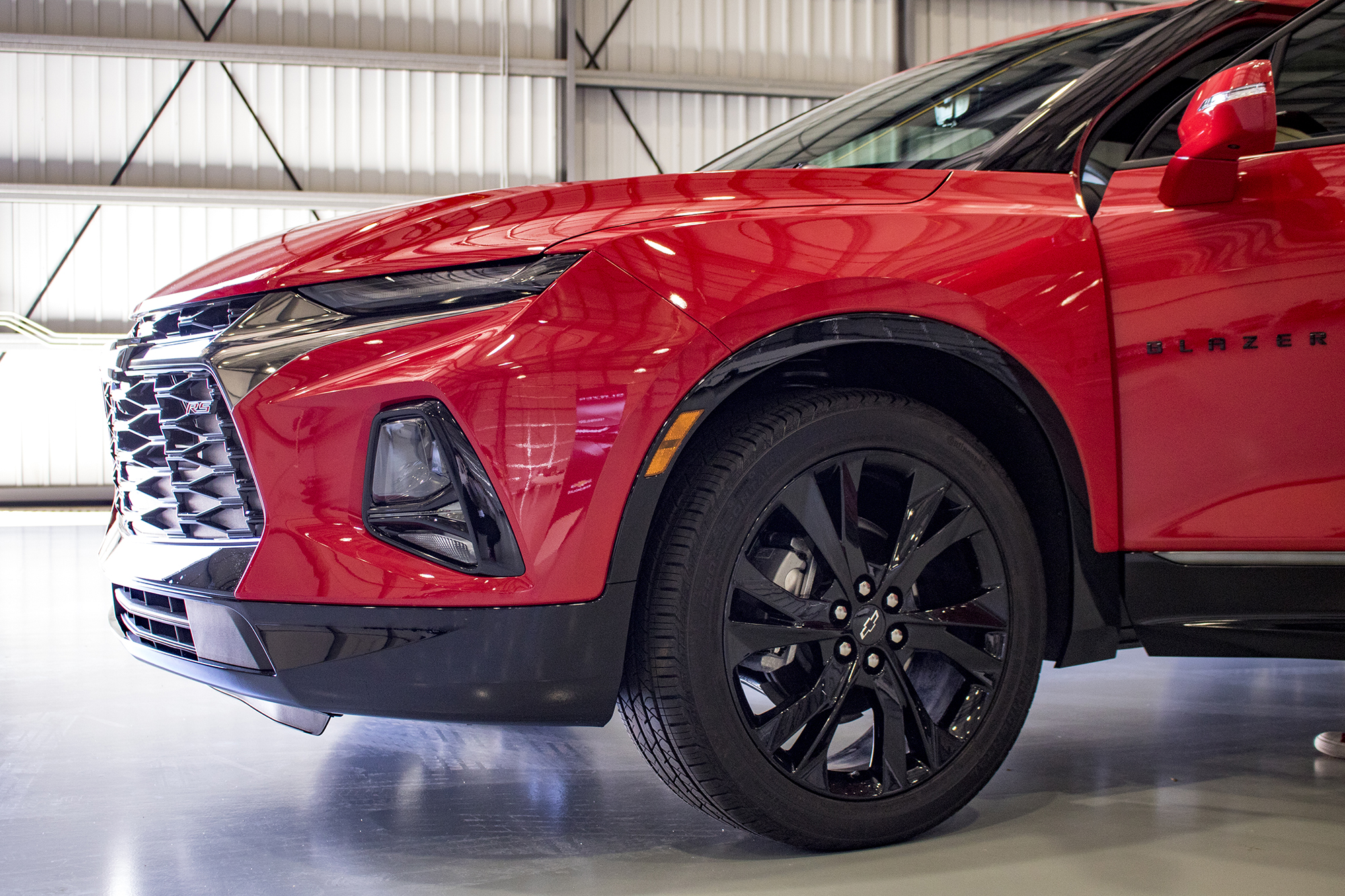 2019 Chevrolet Blazer First Drive Review: A Crossover