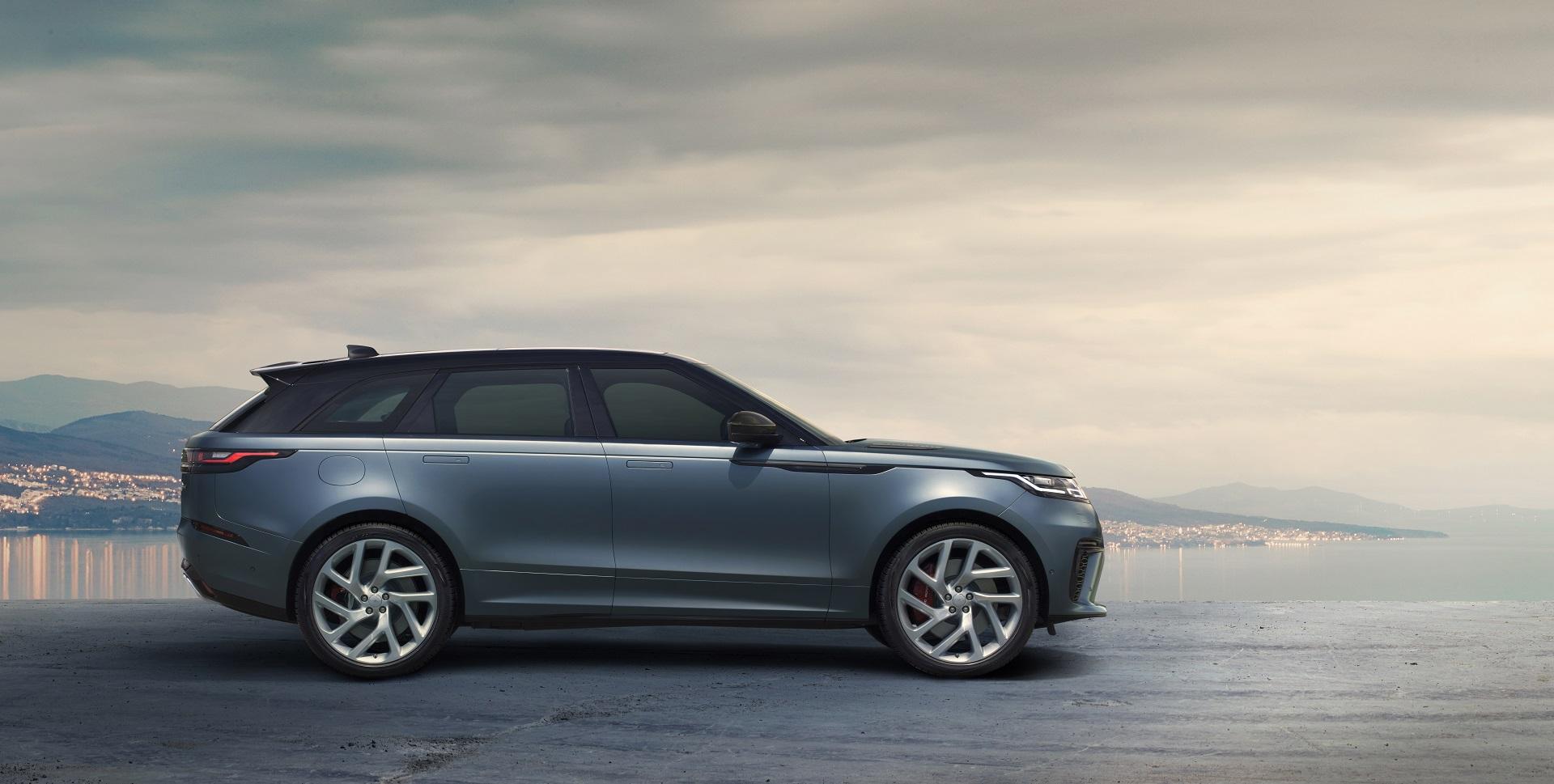 2020 Range Rover Velar Gets SVAutobiography Dynamic Trim >> 2020 Range Rover Velar Svautobiography Dynamic Edition Horsepower