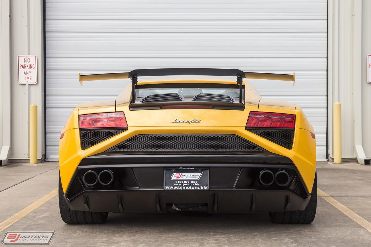 Buy This Rare Street Legal Lamborghini Gallardo Squadra Corse Before