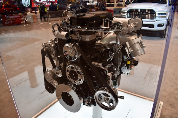 9 Coolest Cutaway Engines of the 2019 Chicago Auto Show - The Drive