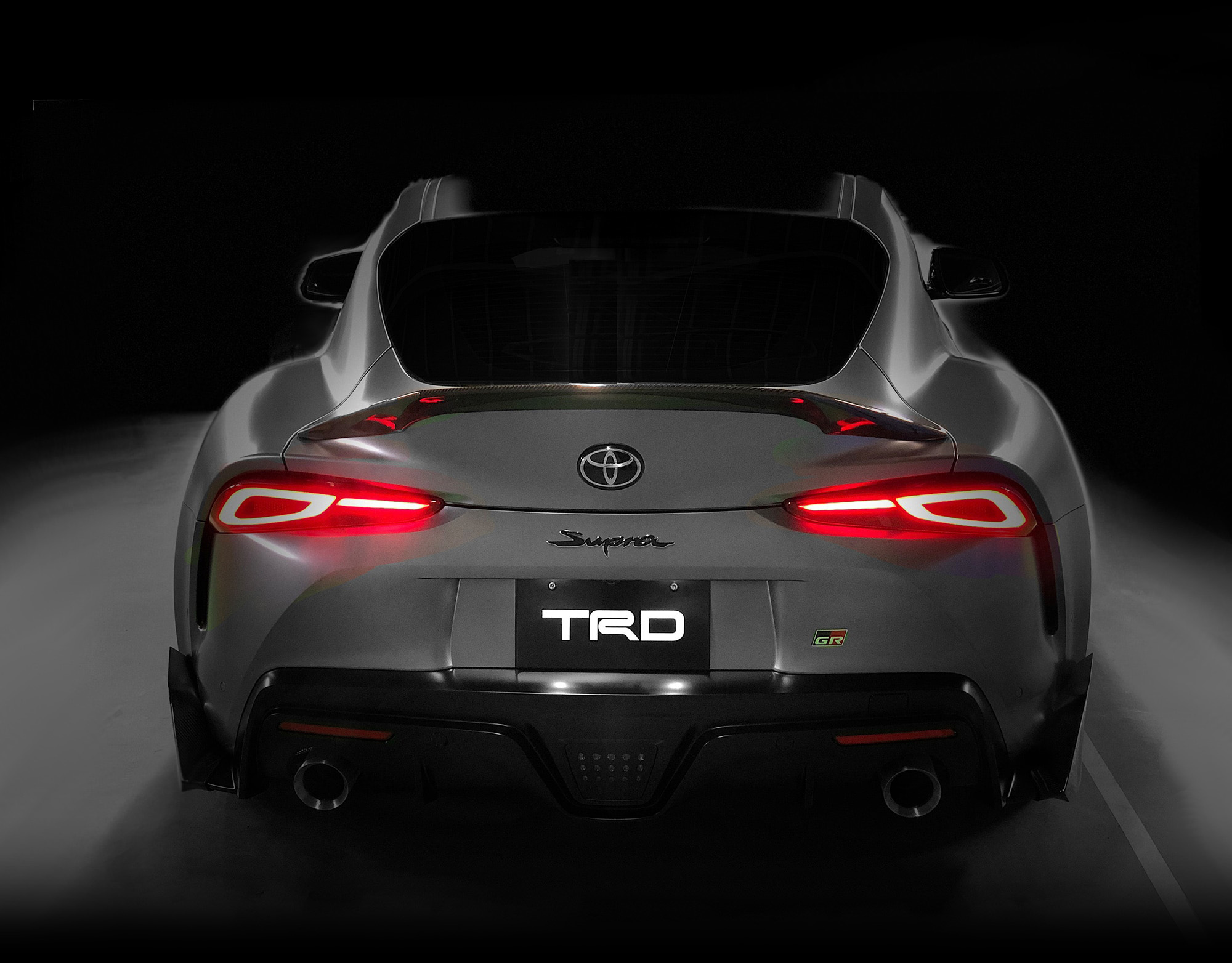 c903924e07 2020 Toyota Supra Gets the TRD Treatment, Lots of Carbon but No Extra Power