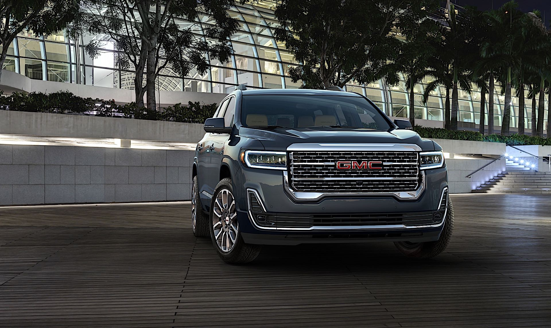 2020 GMC Acadia: Redesigned Crossover Offers New Tech, Off ...
