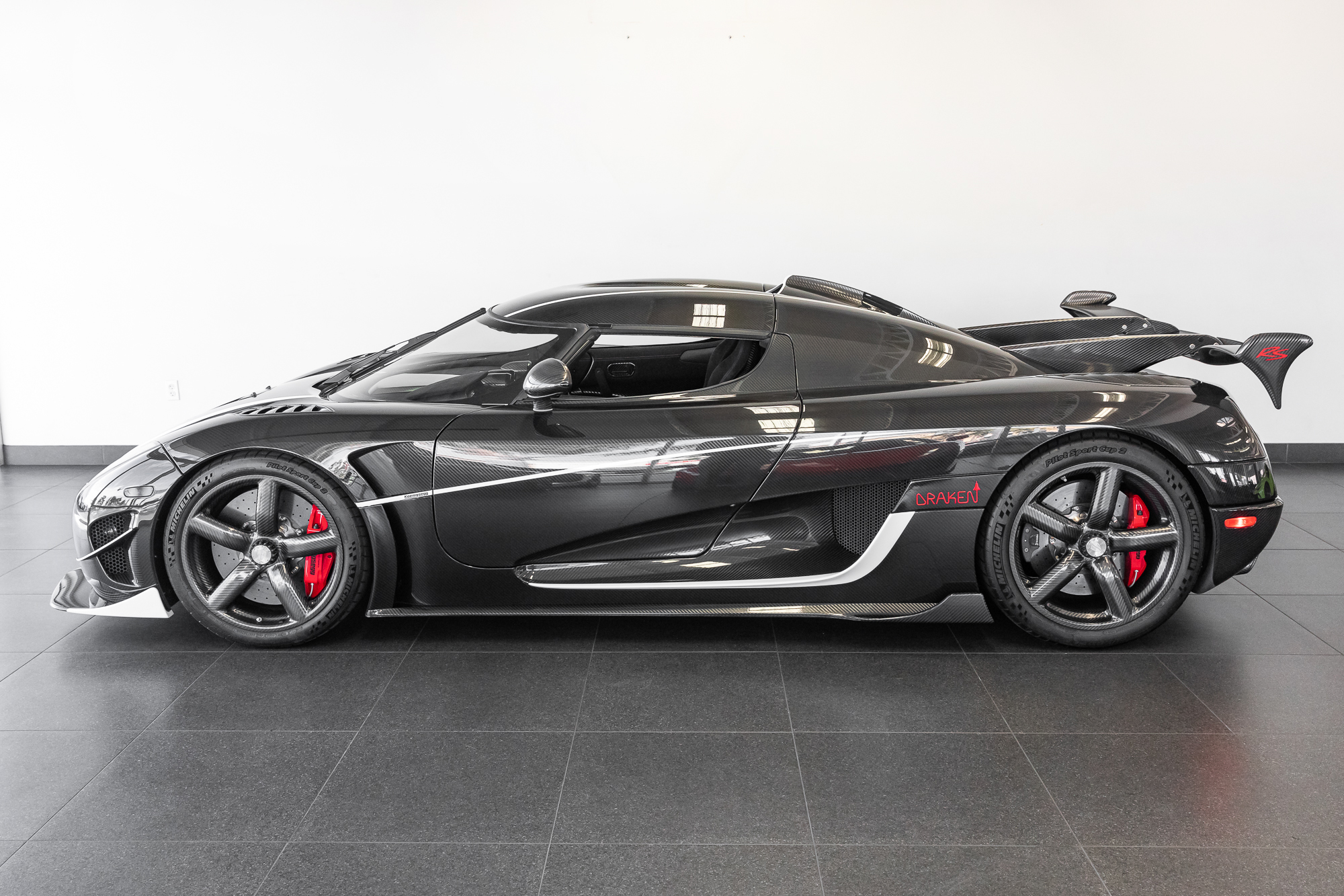 This Beautifully Spec D Koenigsegg Agera Rs Is Listed For Sale In