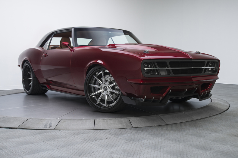 is this restomodded 1967 chevy camaro worth 300 000 the drive. Black Bedroom Furniture Sets. Home Design Ideas