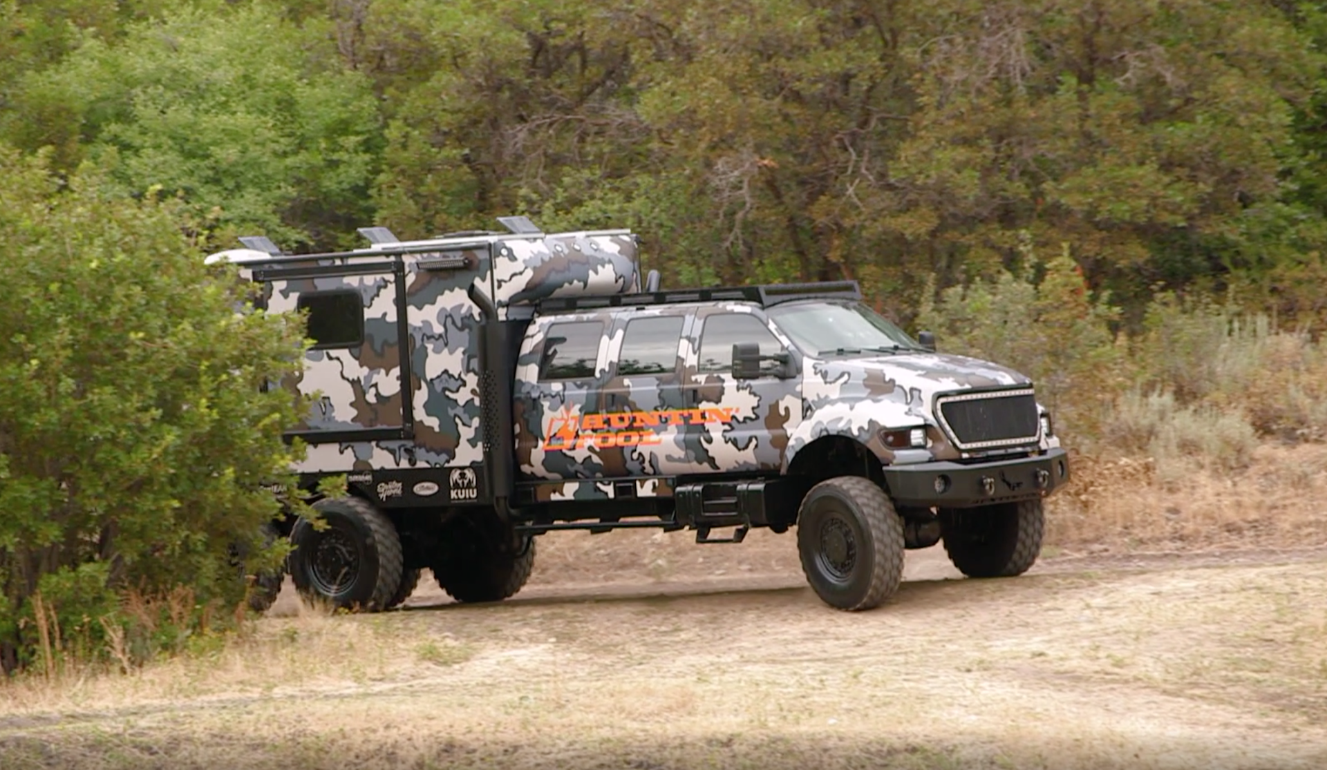 The Diesel Brothers 66 Expedition Camper The Drive