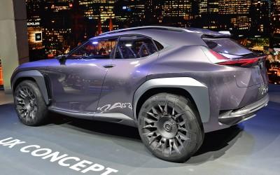 Lexus ux release date