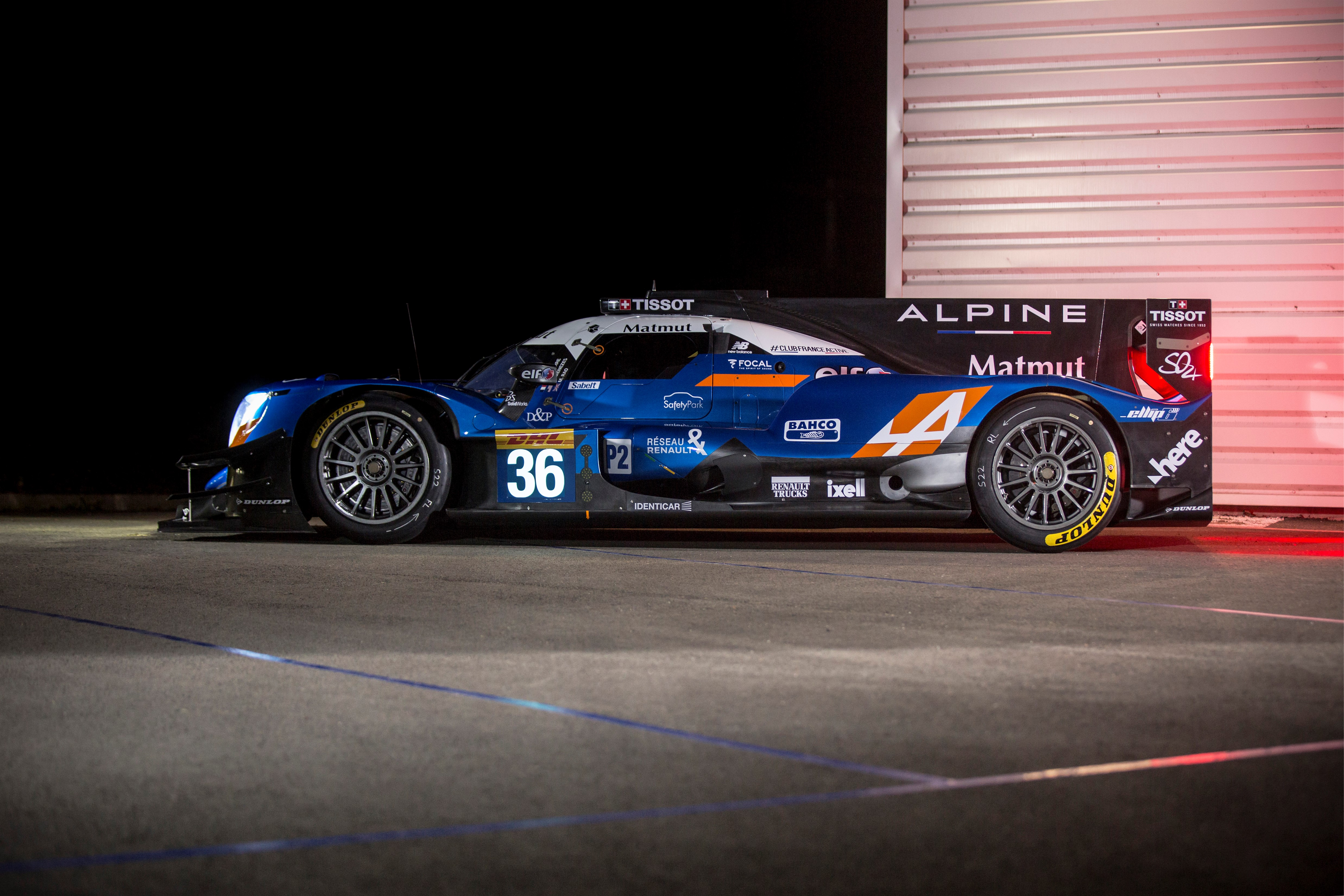 alpine unveils the a470 their lmp2 entry for the 2017 wec season the drive. Black Bedroom Furniture Sets. Home Design Ideas