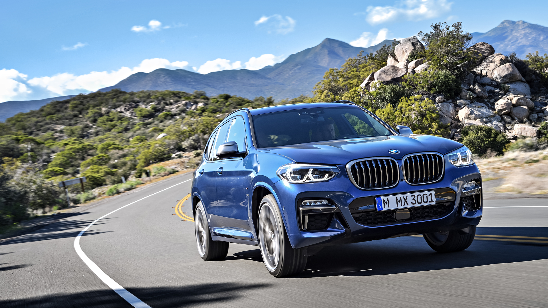 this is officially the 2018 bmw x3 the drive. Black Bedroom Furniture Sets. Home Design Ideas