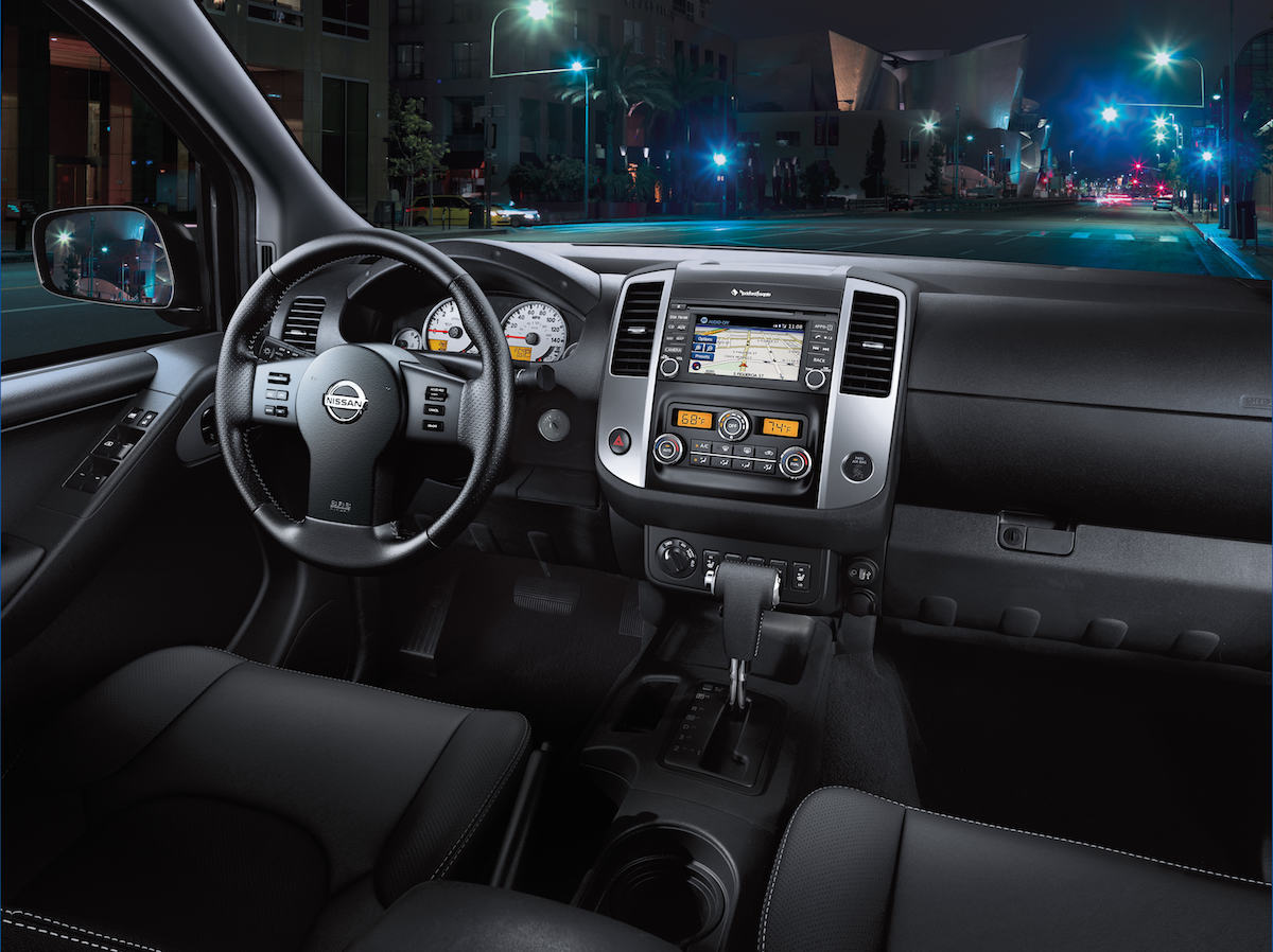 2018 Nissan Frontier Pricing Starts at $18,990 - The Drive
