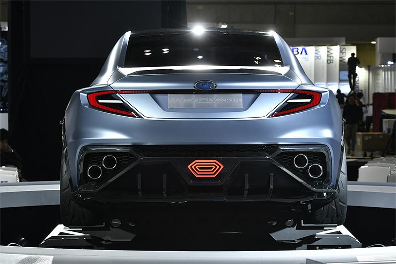 New Subaru Concept Could Presage New Wrx The Drive