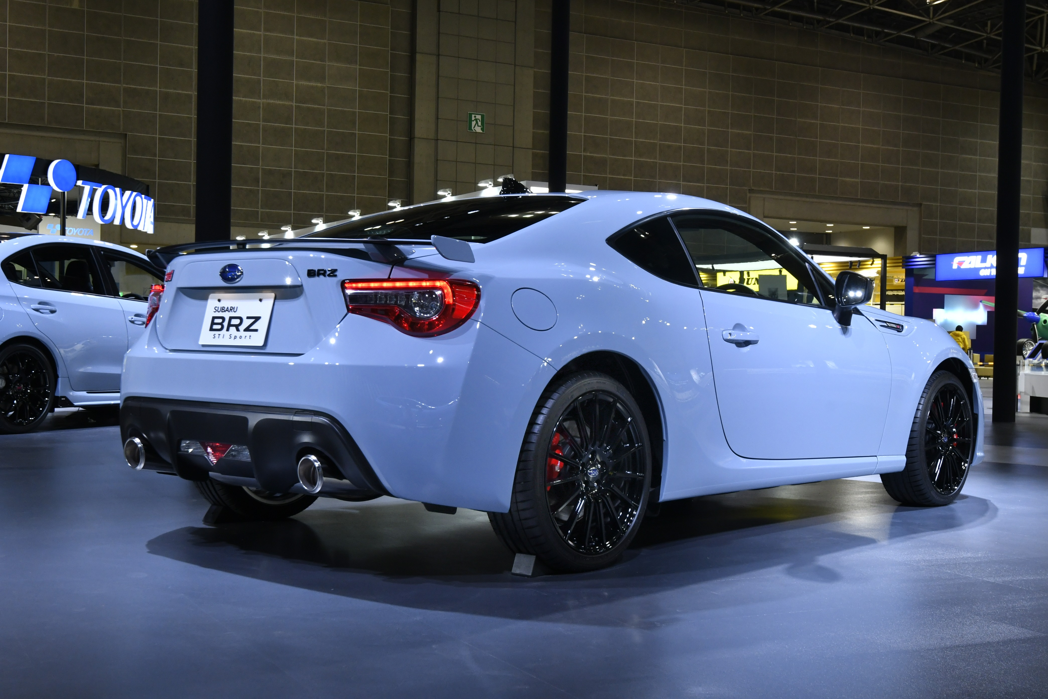 subaru still refuses to give the brz more power in the sti sport the drive. Black Bedroom Furniture Sets. Home Design Ideas