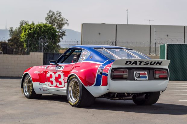 please buy this celebrity owned datsun 240z race car the drive. Black Bedroom Furniture Sets. Home Design Ideas