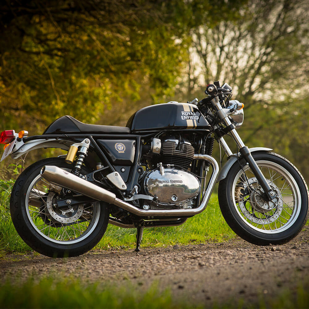 royal enfield unveils two retro 650 motorcycles at eicma the drive. Black Bedroom Furniture Sets. Home Design Ideas