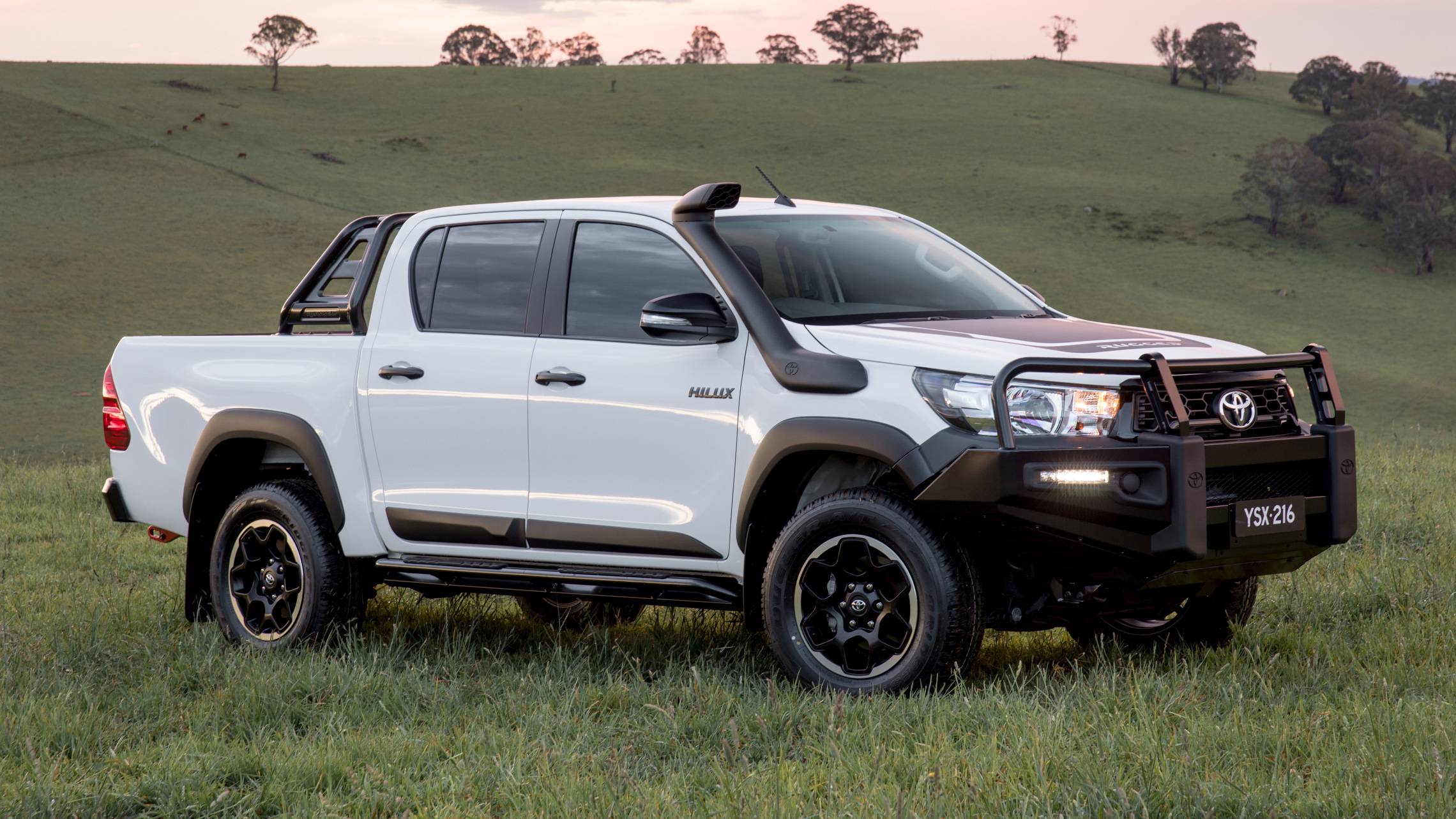 check out these rad toyota hilux trucks we can 39 t have in. Black Bedroom Furniture Sets. Home Design Ideas