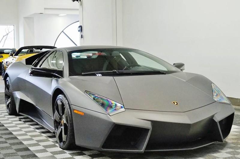 Lamborghini reventon horsepower