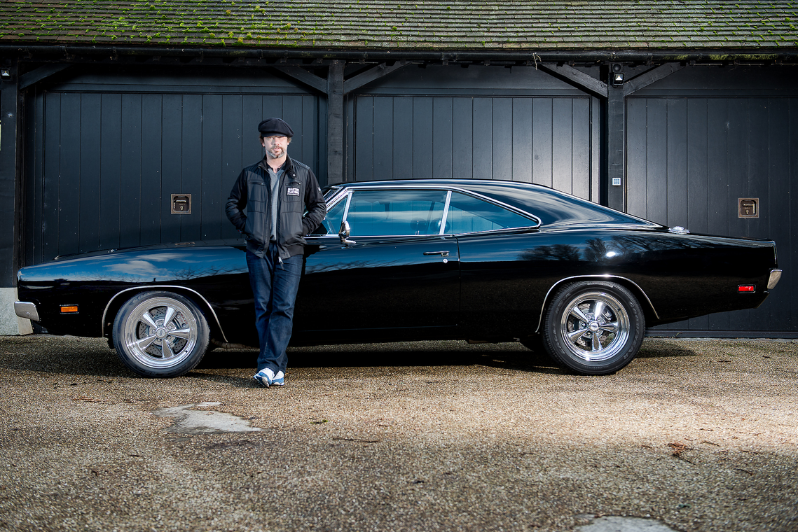 1969 Dodge Charger Bullitt Replica Once Owned By Bruce