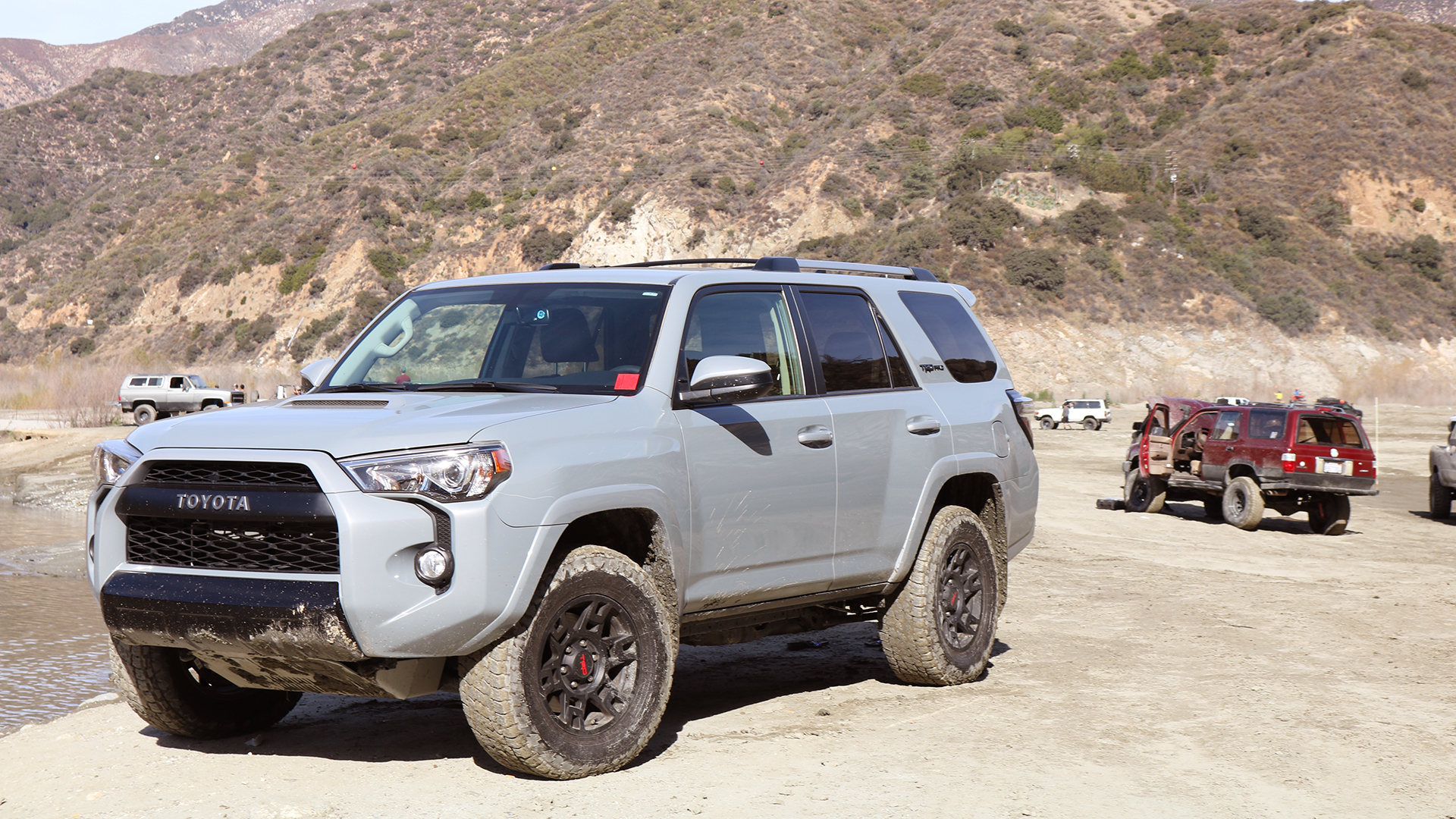 2017 toyota 4runner trd pro review old school off road goodness done right. Black Bedroom Furniture Sets. Home Design Ideas