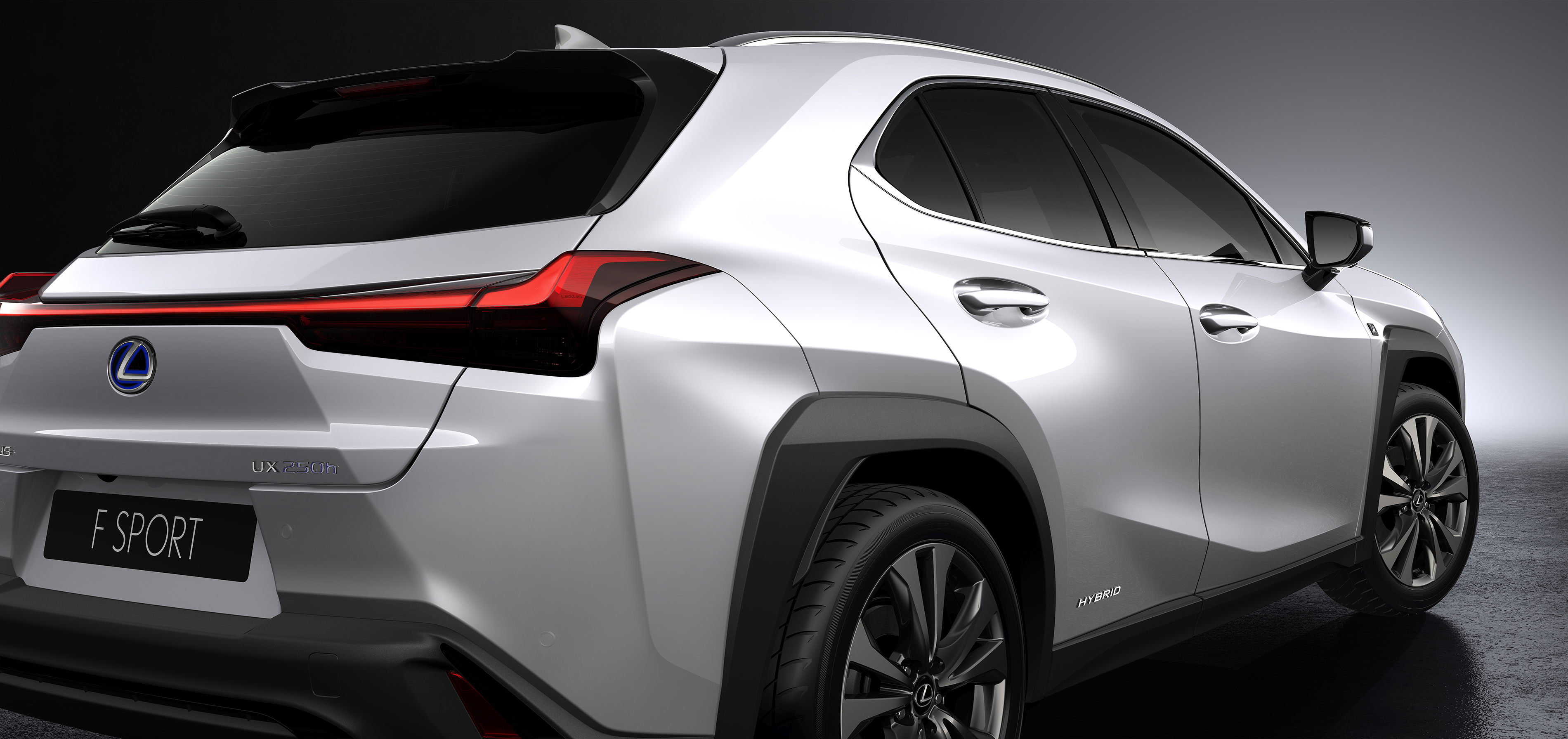 lexus details the ux subcompact crossover in geneva the drive. Black Bedroom Furniture Sets. Home Design Ideas