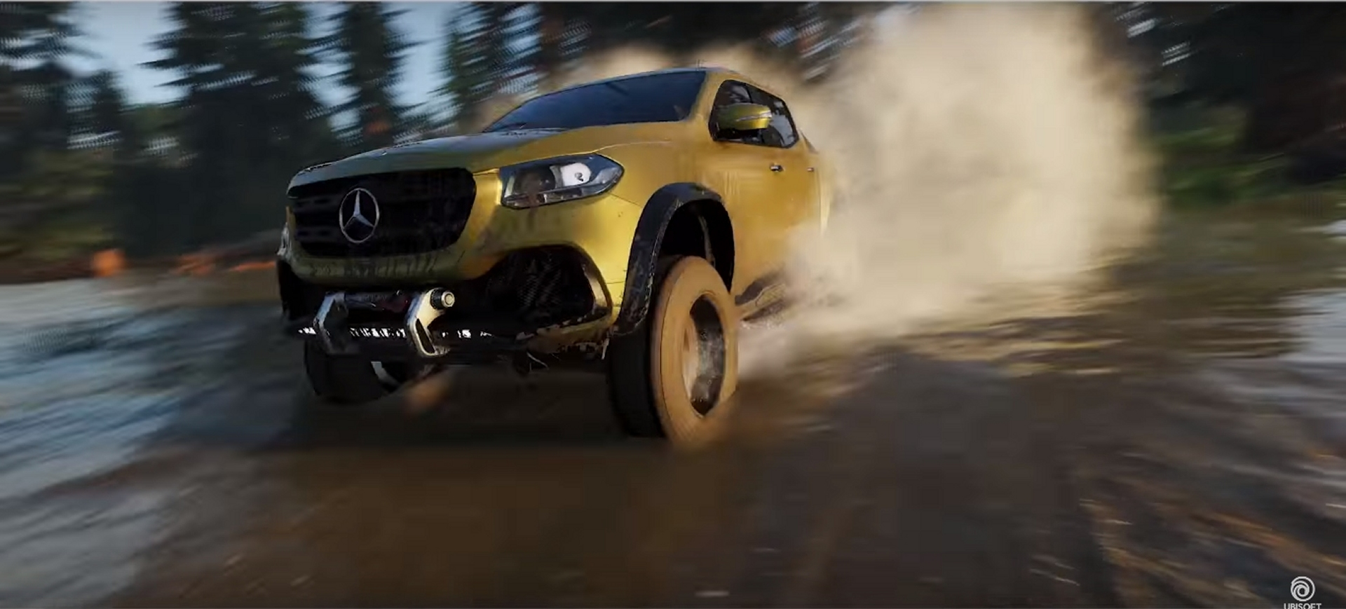 mercedes benz x class rips through tough terrain in the. Black Bedroom Furniture Sets. Home Design Ideas