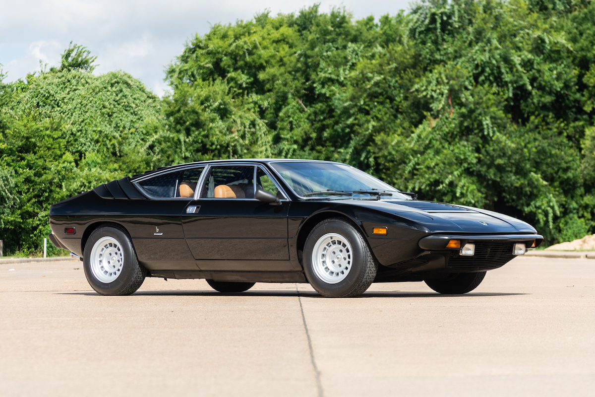 This Lamborghini Urraco Tipo 111 For Sale Is All Kinds Of Obscure The Drive