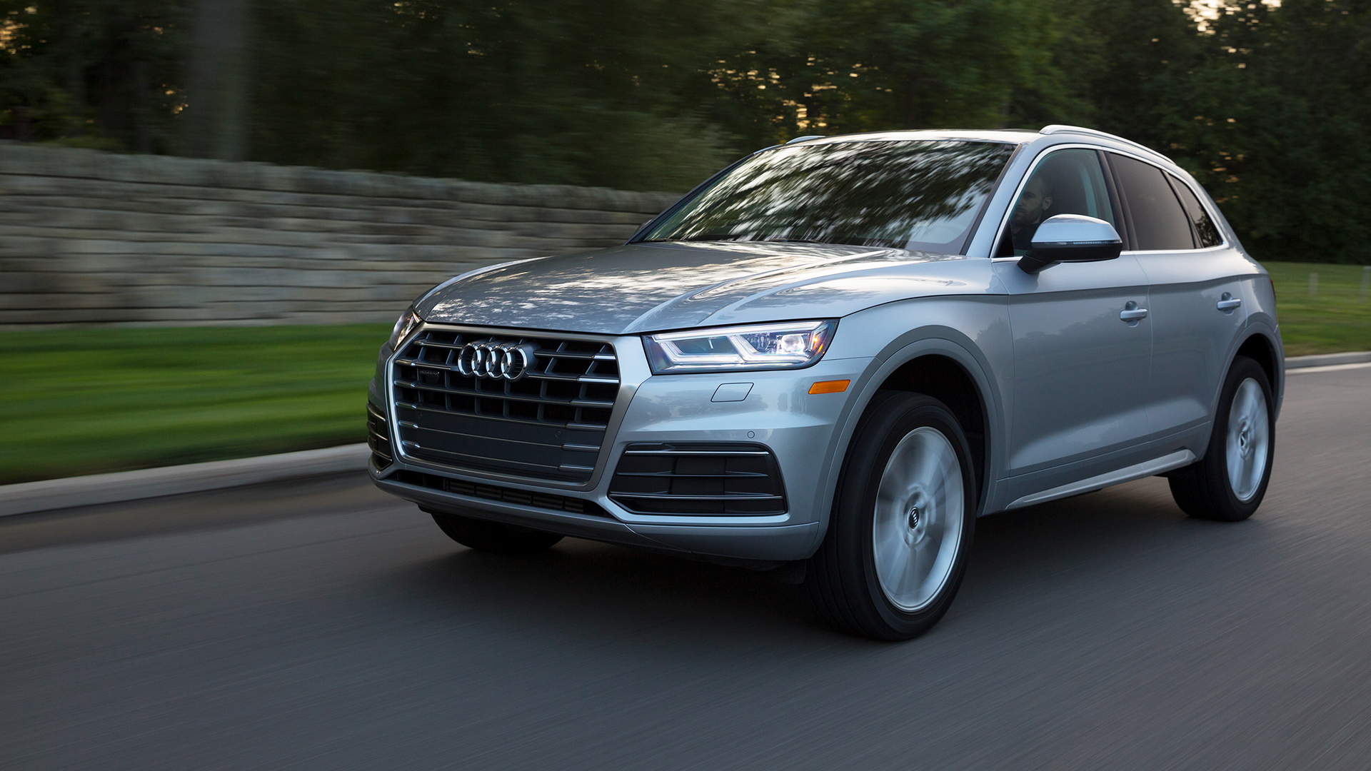 2018 audi q5 2 0t prestige review beauty tech and brawn if mostly inside the drive. Black Bedroom Furniture Sets. Home Design Ideas
