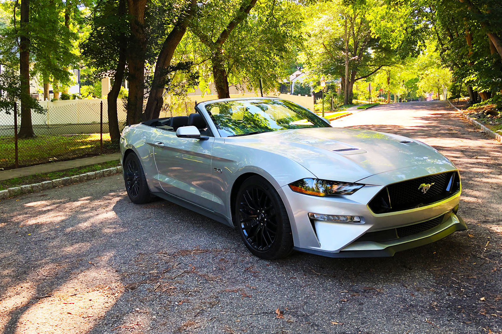 2018 Ford Mustang Gt Premium Convertible Review All You Wanna Do Is Ride