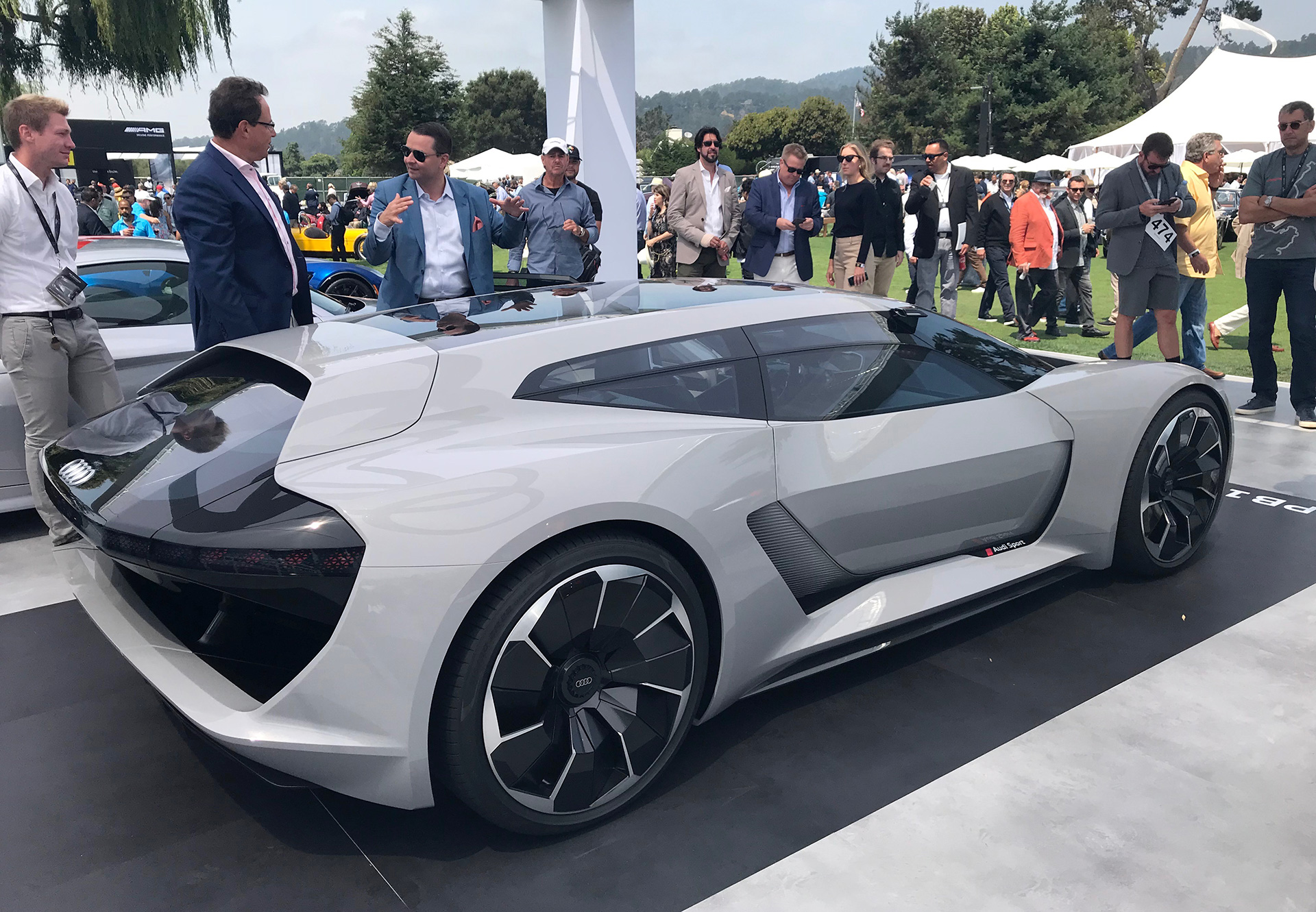 Audi Pb 18 E Tron Could Hit Production Audi Sport Boss Says Electric S Rs Cars Very Possible