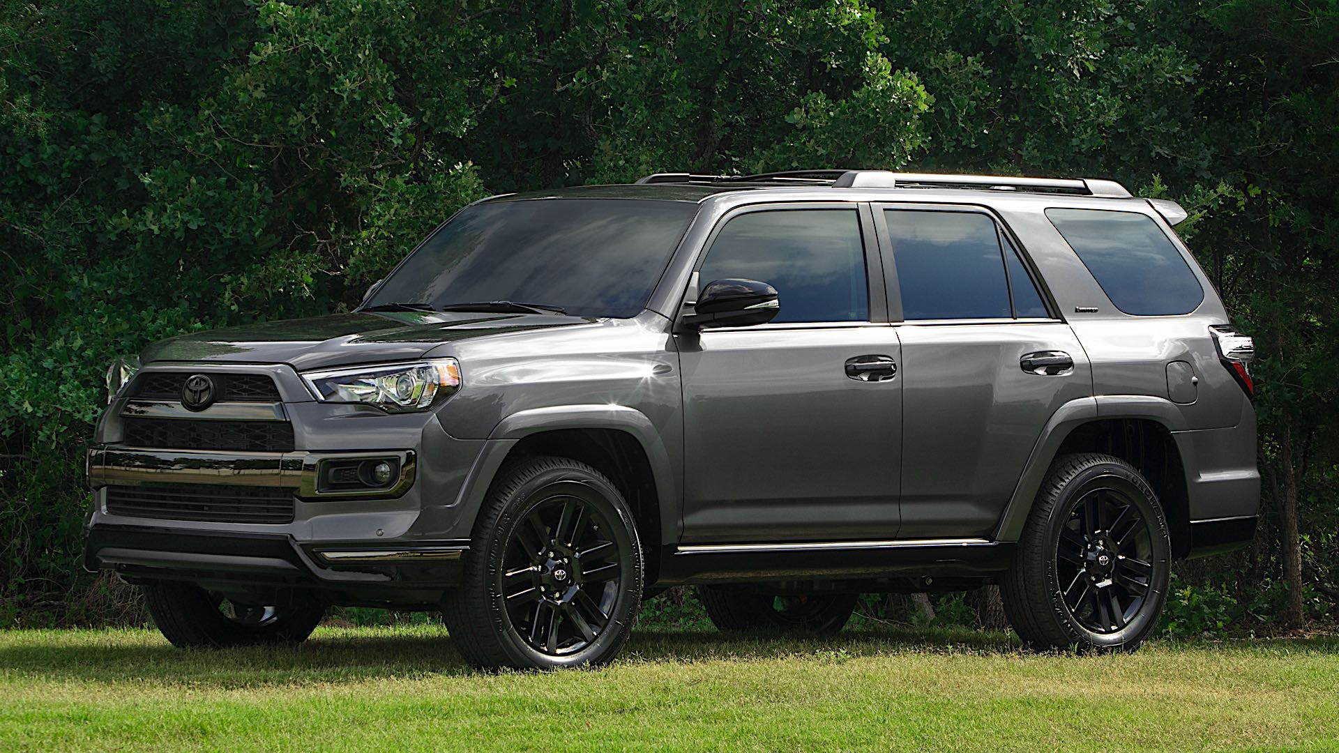 Toyota 4runner Blacked Out Top Car Release 2020
