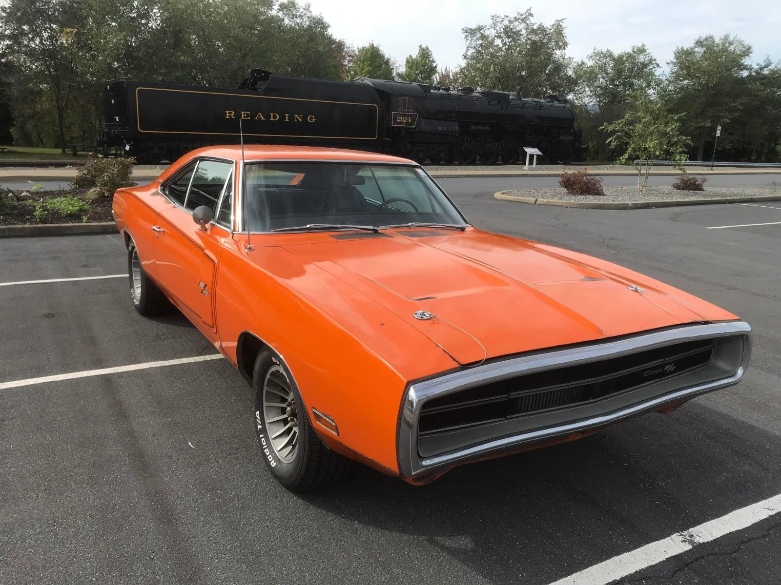 This Rare 1970 Dodge Charger R/T Was Found In A Barn Under