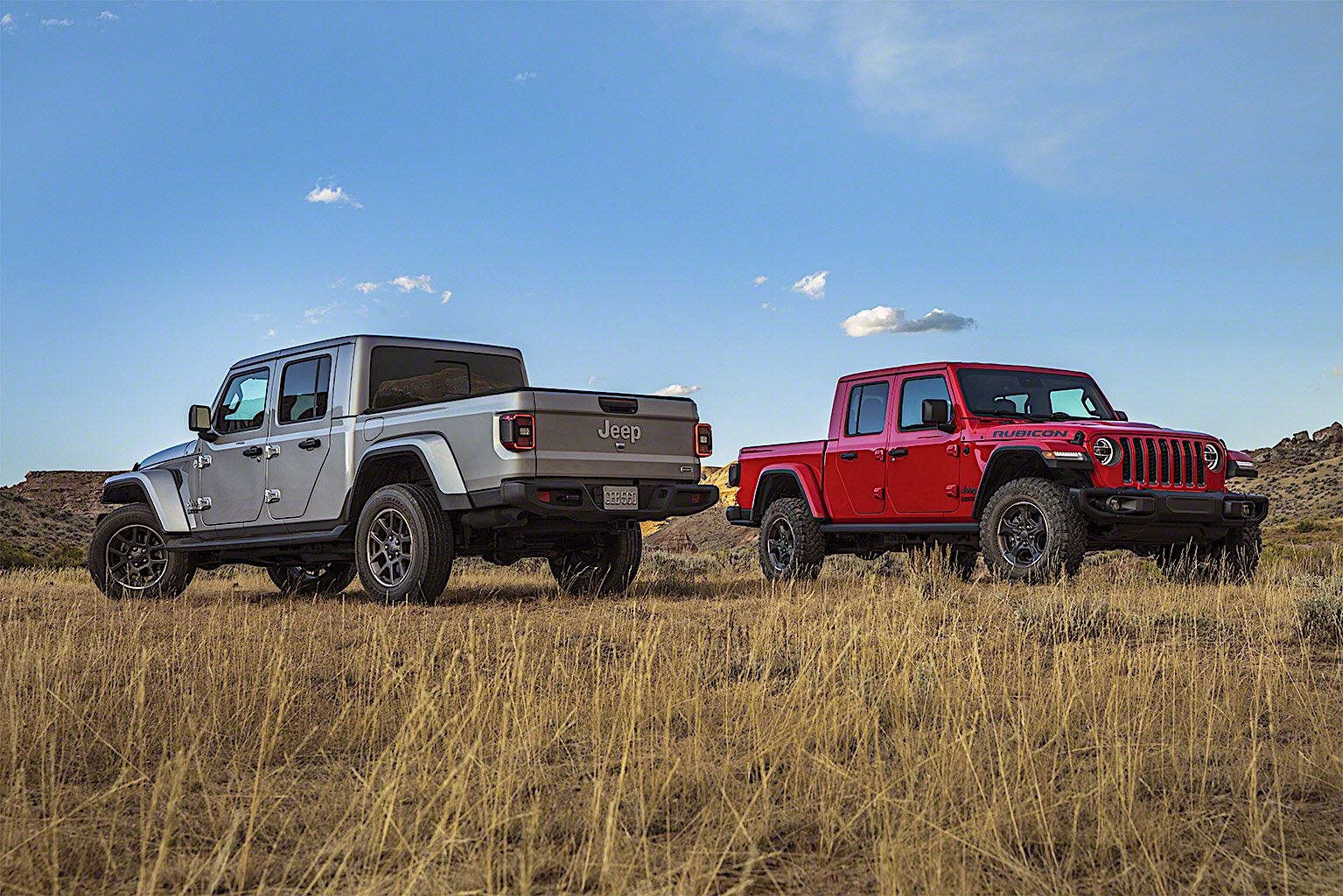 2020 Jeep Gladiator Pickup Truck Everything You Need To Know And Then Some