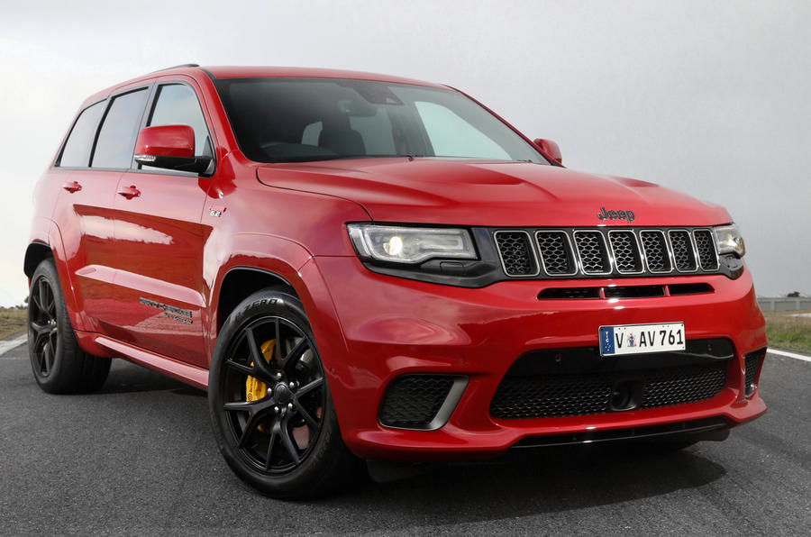 the 2019 jeep grand cherokee trackhawk will cost more than. Black Bedroom Furniture Sets. Home Design Ideas
