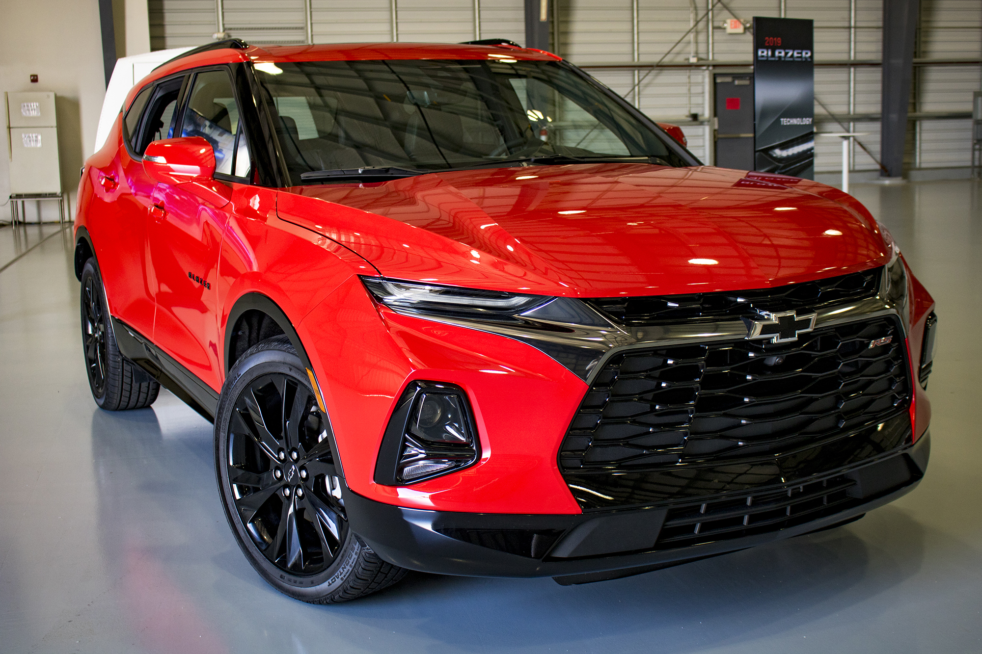 2019 Chevrolet Blazer First Drive Review A Crossover Comeback With Mixed Results