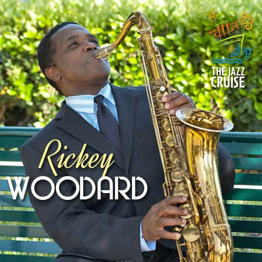 Rickey Woodard