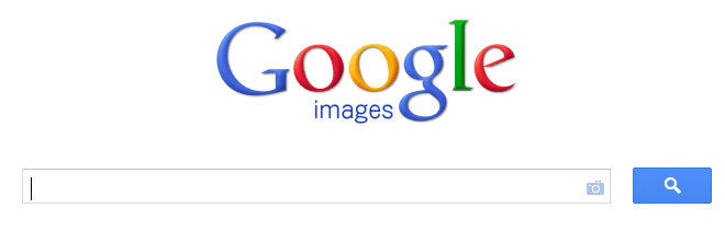 Figure 1.1: Front page of Google Images.
