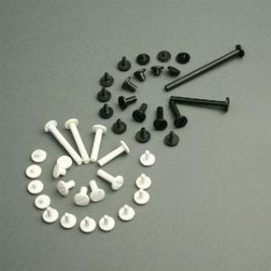 Kunststoff Buchschrauben