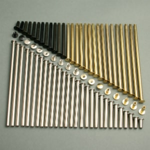 Metall Hülsenmuttern für Buchschraube