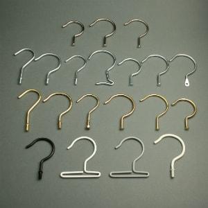 Metall Kollektionshaken