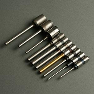 Paper drill bits