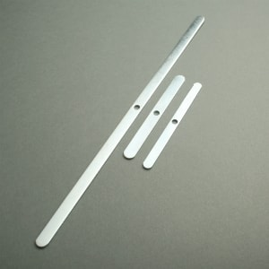 Bars for metal hooks