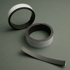 Magnetic bands: magnetic tape