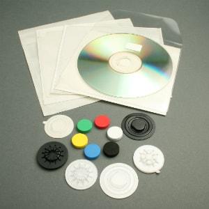 Soportes de CD