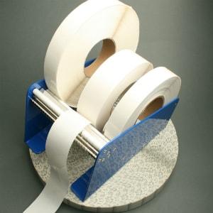bollini adesivi trasparenti