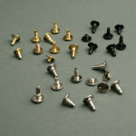 metal screws binding screws