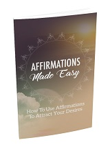 Affirmations Made Easy