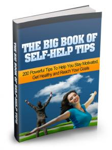 BookSelf  Help Tips