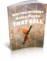 Writing Internet Sales Pages That Sell